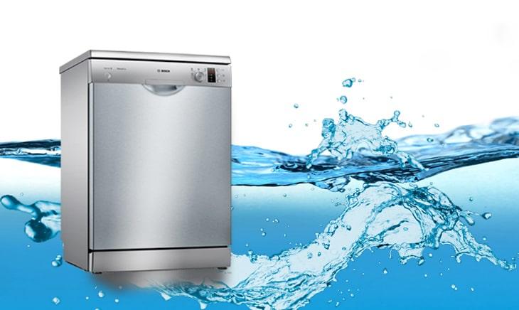 Đánh giá máy rửa bát Bosch SMS50E88EU – Đẳng cấp – Tiết kiệm – Thông minh